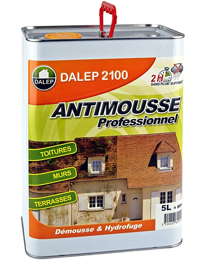 Dalep 2100 antimousse hydrofuge et fongicide